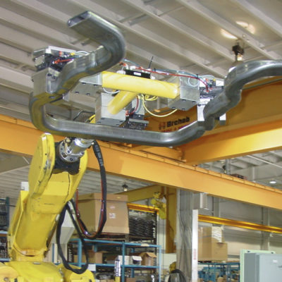 Hydro-Form and Structural Frame Automation Material Handling
