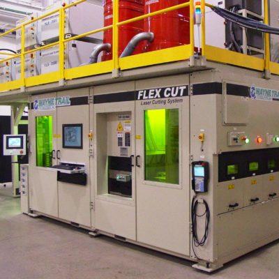 laser cutting system, wayne trail