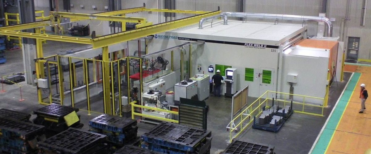 flexweld, laser welding system, wayne trail