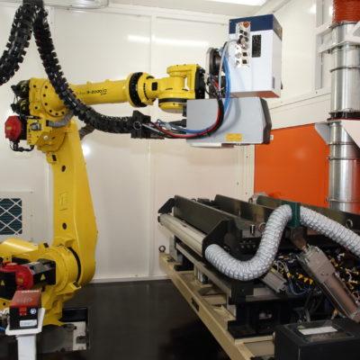 Flex Lase laser welding cell