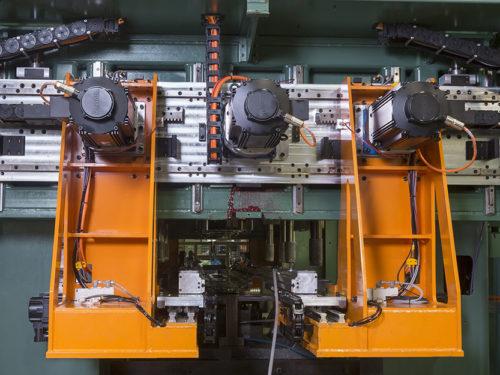 stamping machine, servo transfer
