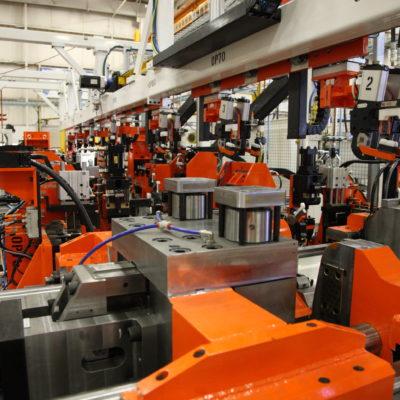 hydroform system, laser marking system