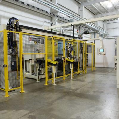Laser Powertrain welding system
