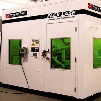 flex lase, laser processing system, wayne trail