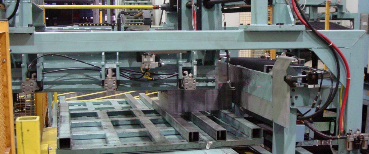Press Automation Stacker