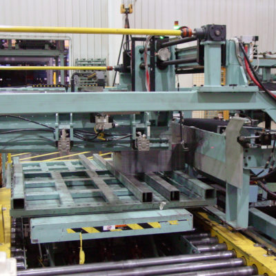 Press Automation Stacker