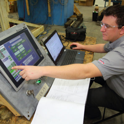 Automation and System Retrofit Service