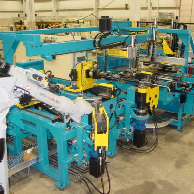 Tube bending and Fabricating System, Wayne Trail